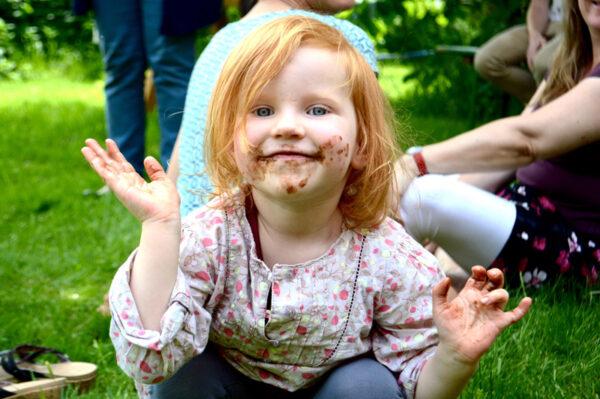Emilia Kindergeburtstag